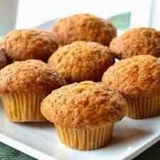 Muffin de Pasta de Amendoim