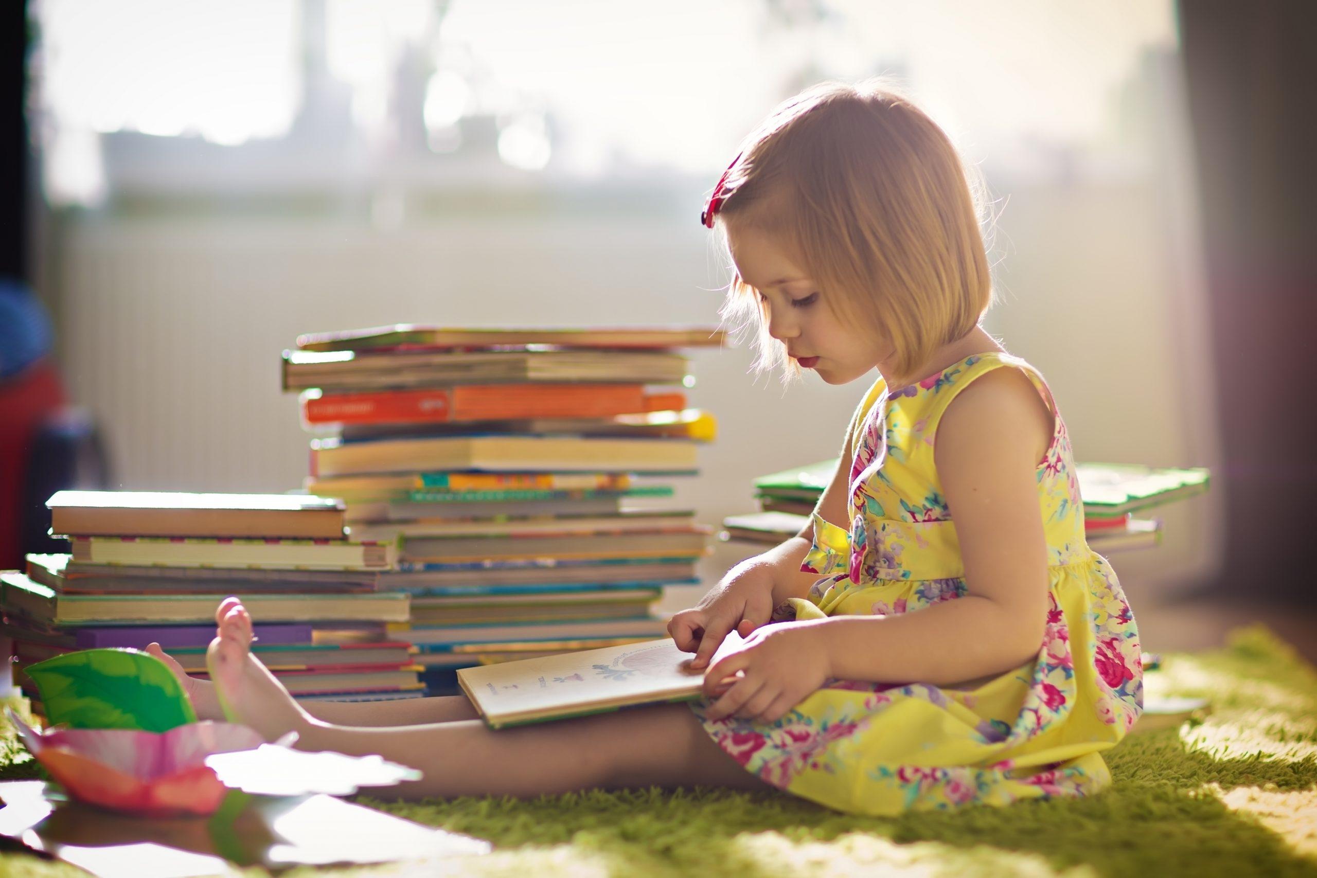 10 dicas para seu filho gostar de ler